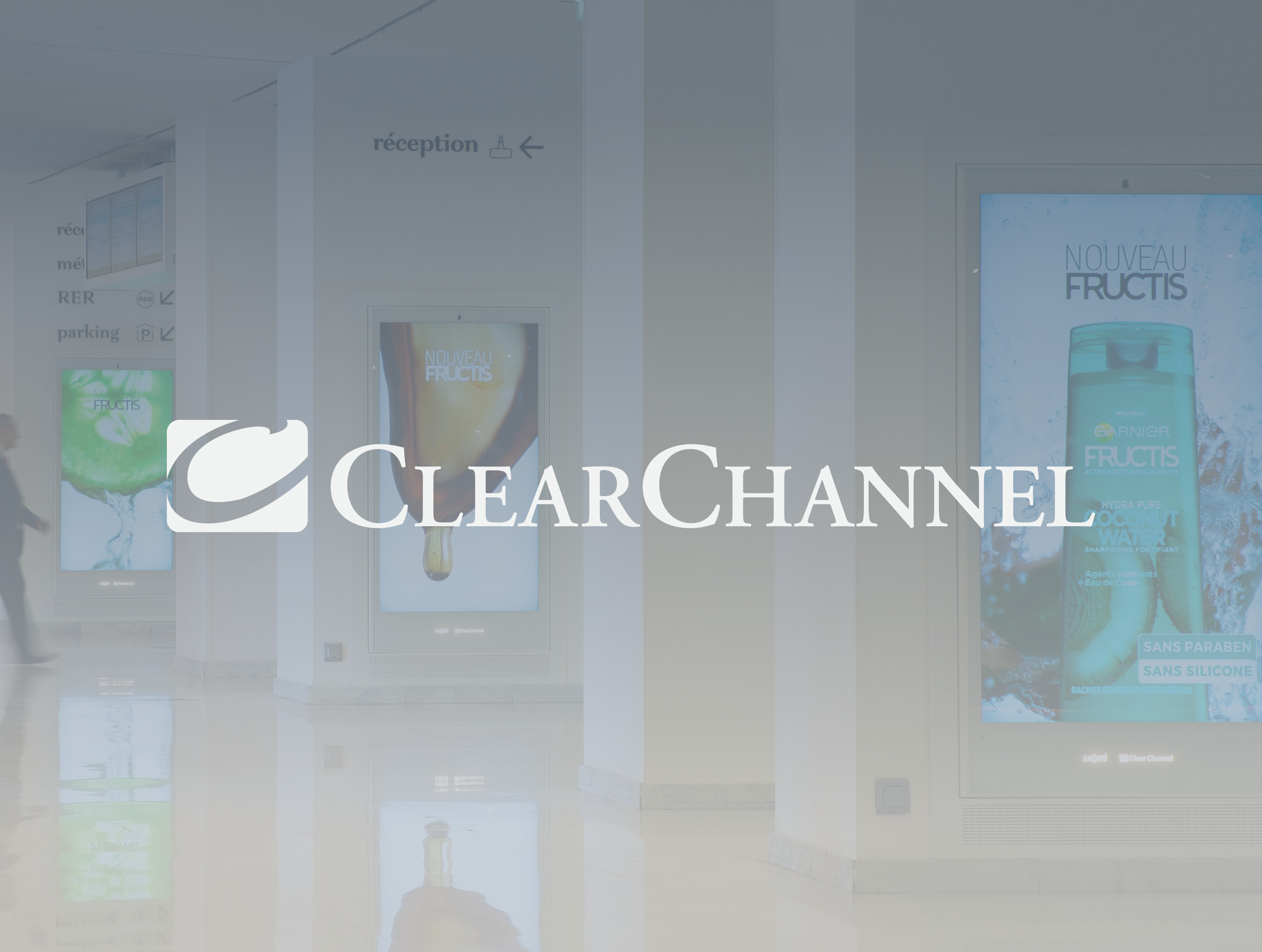 ClearChannel-Customer Pages