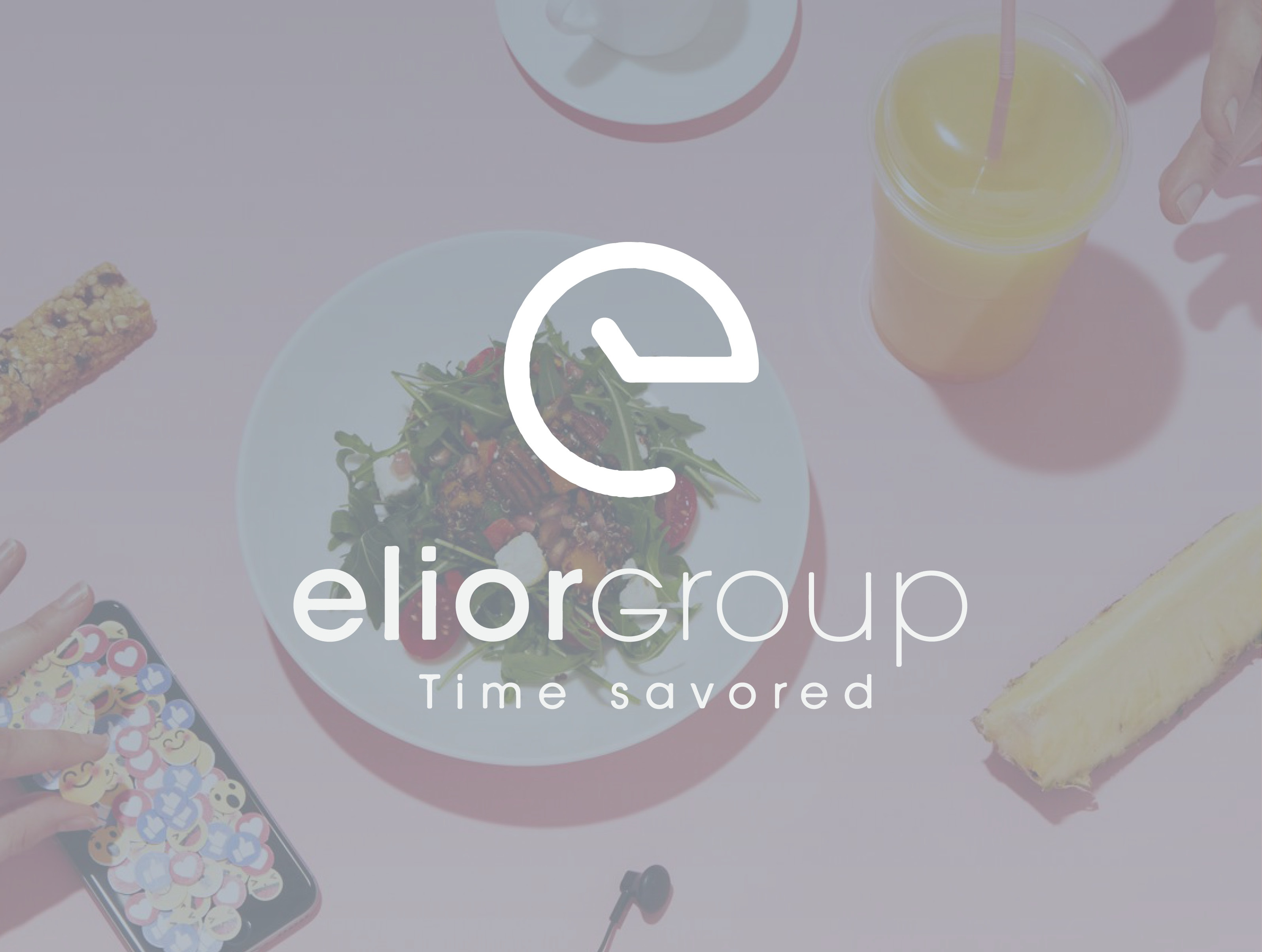 Elior-Customer Pages