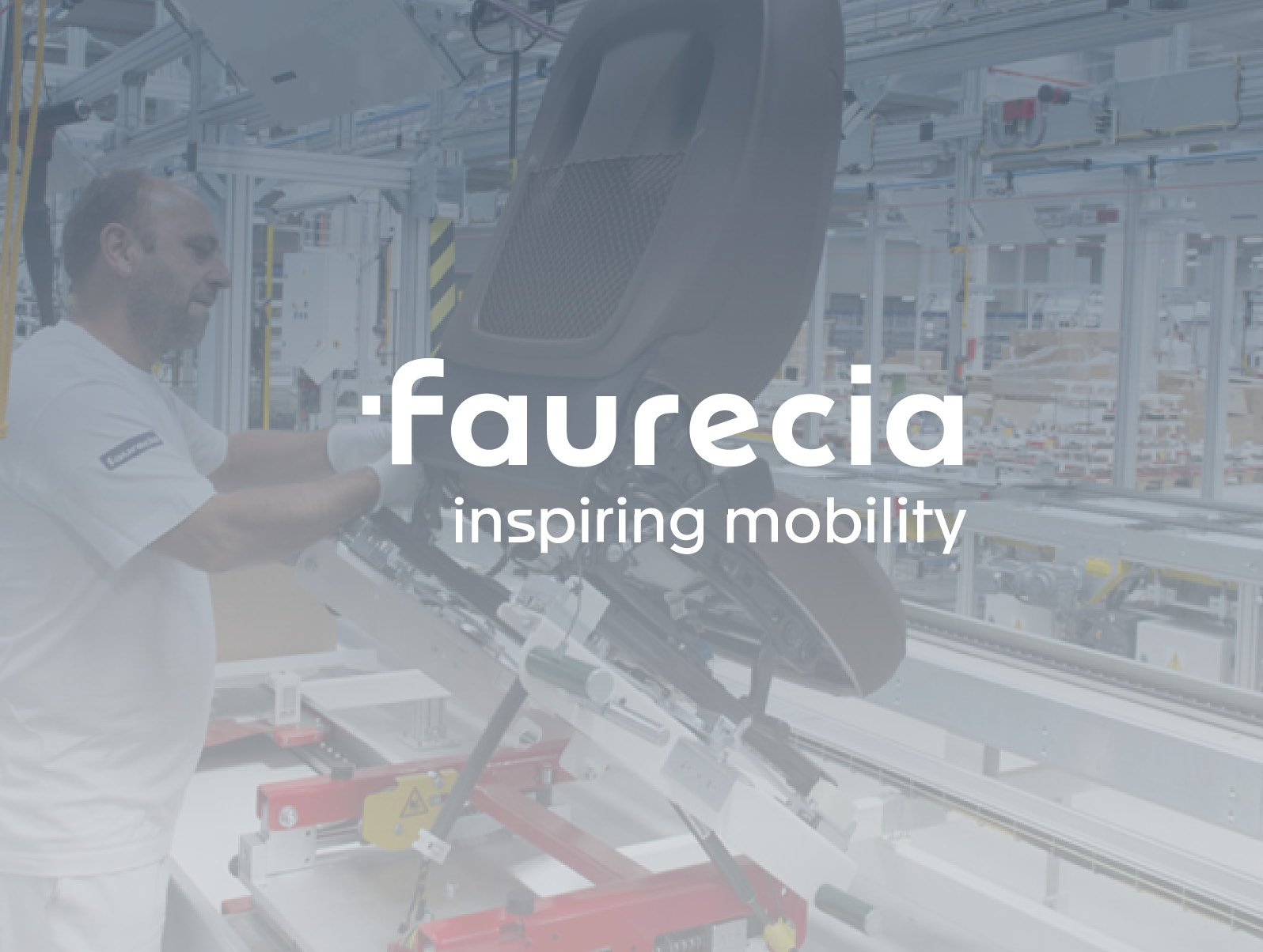 Faurecia-Customer Pages