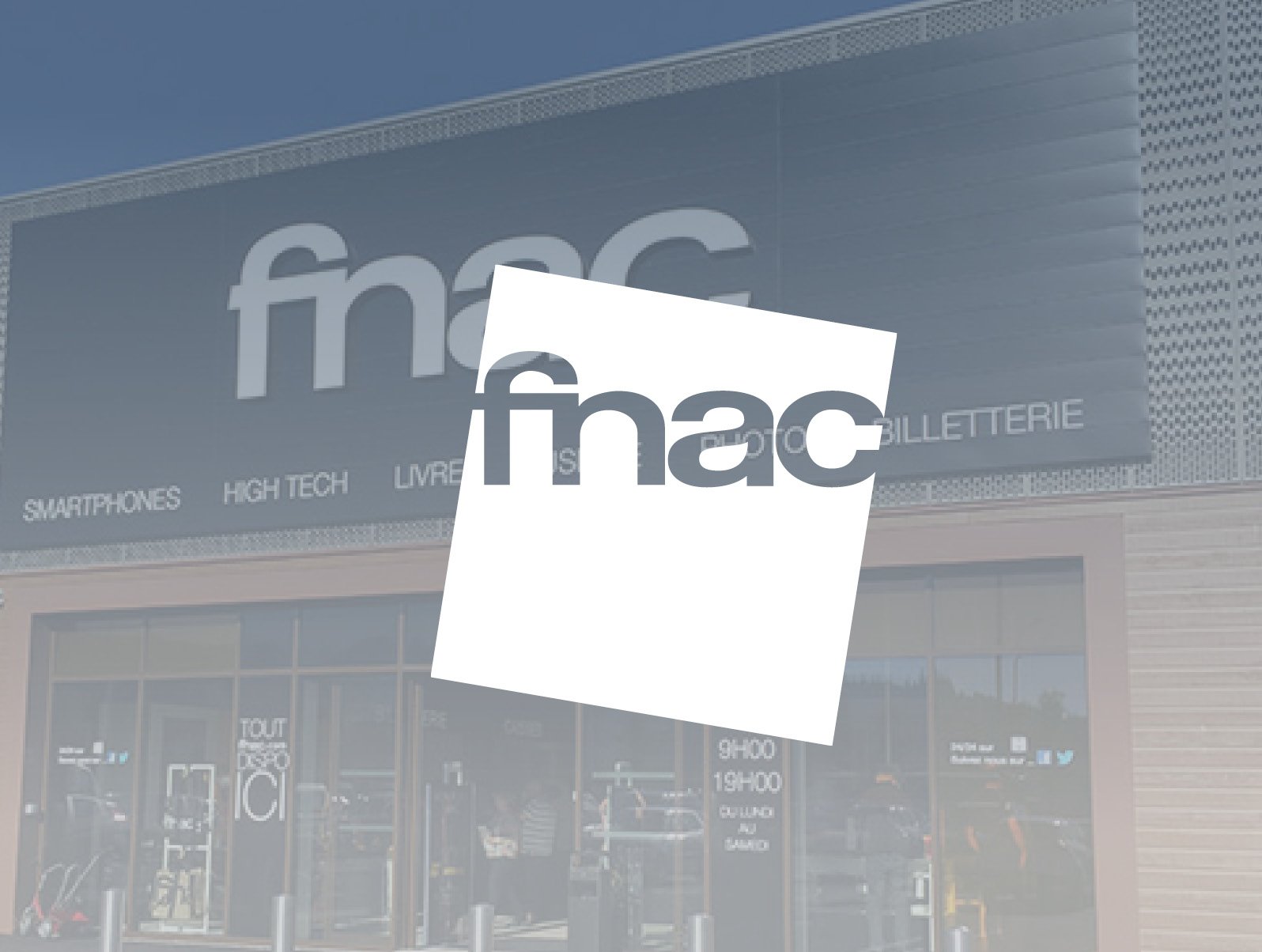 Fnac-Customer Pages