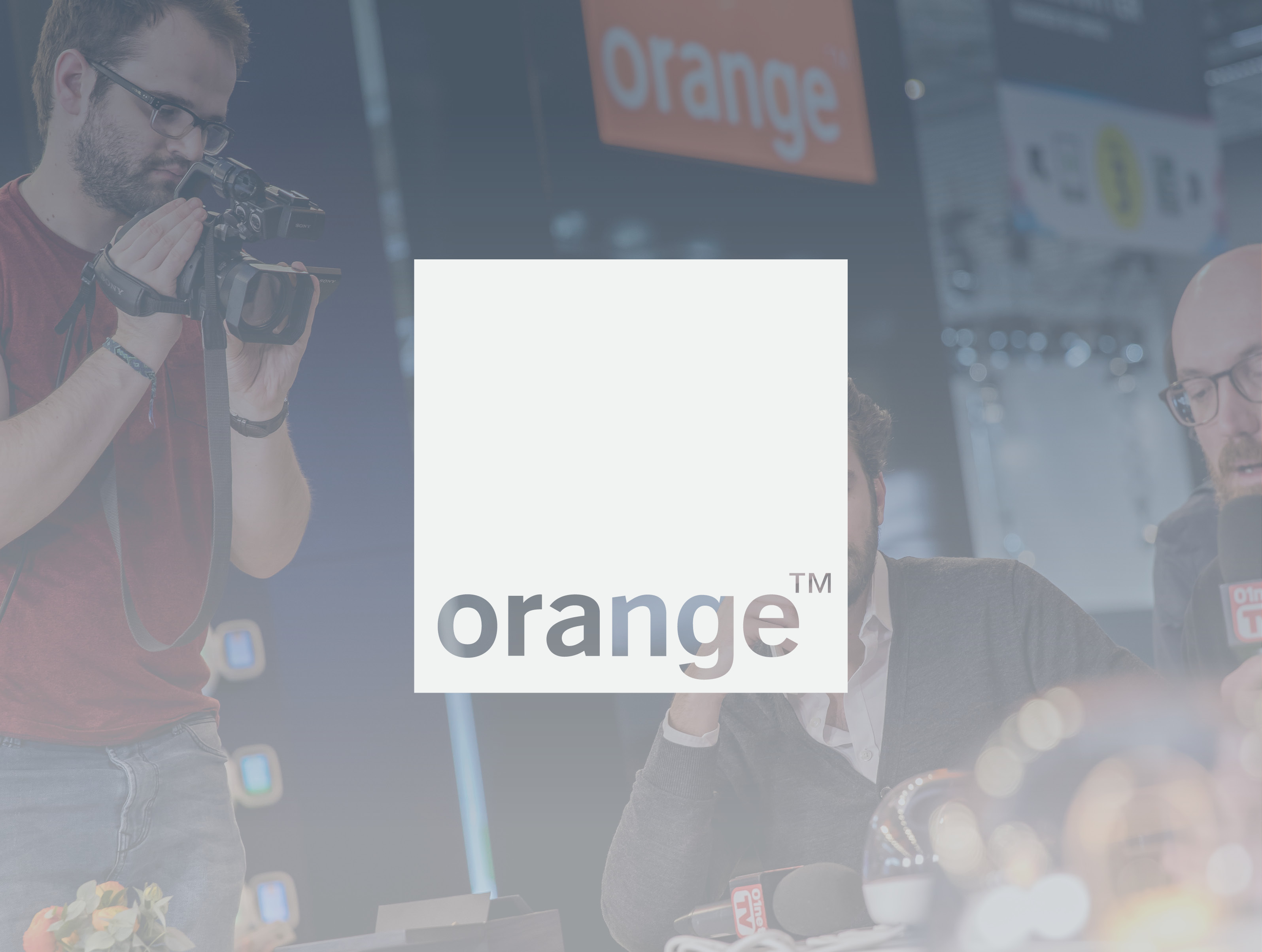 Orange-Customer Pages