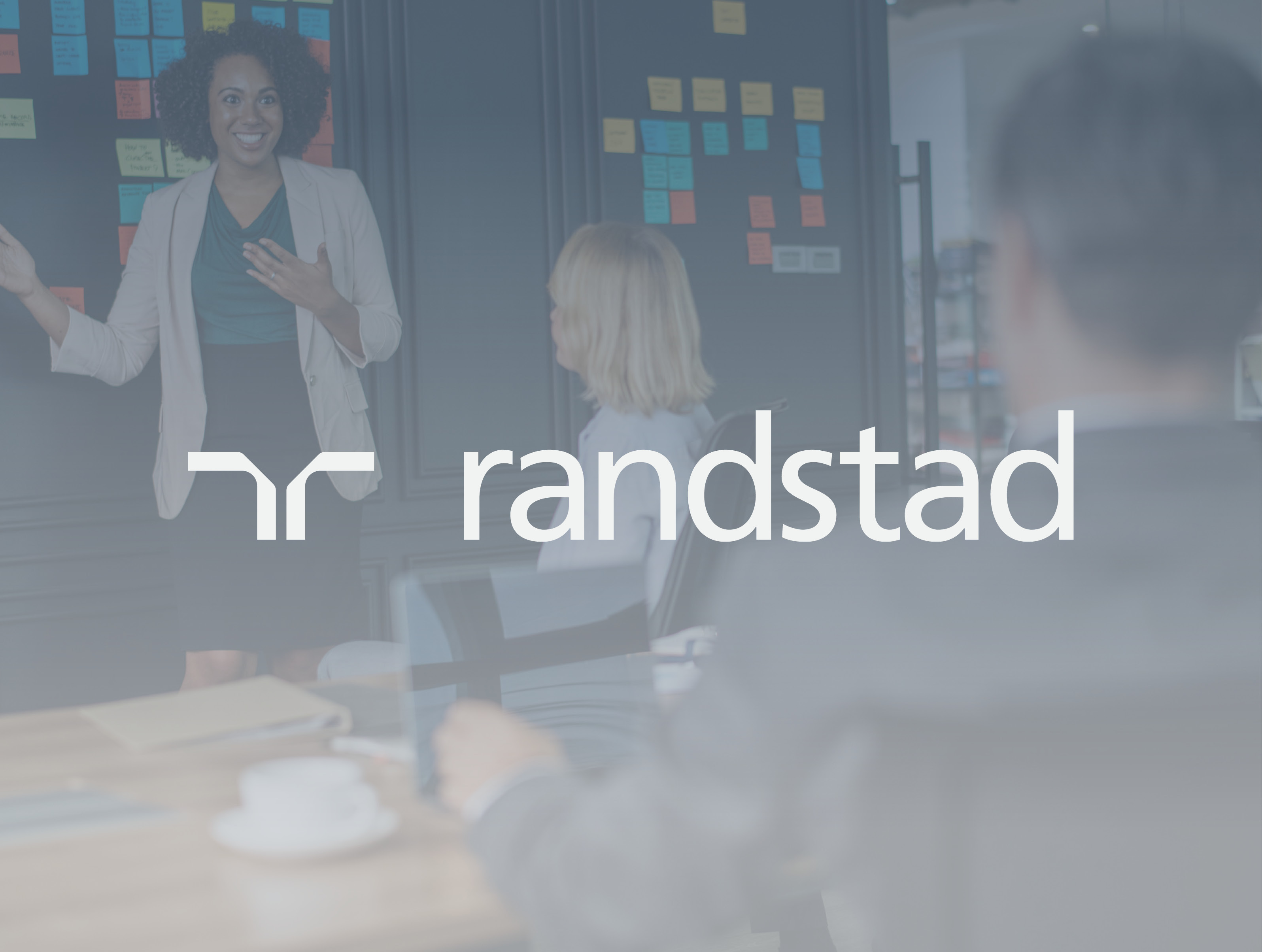 Randstad-Customer Pages