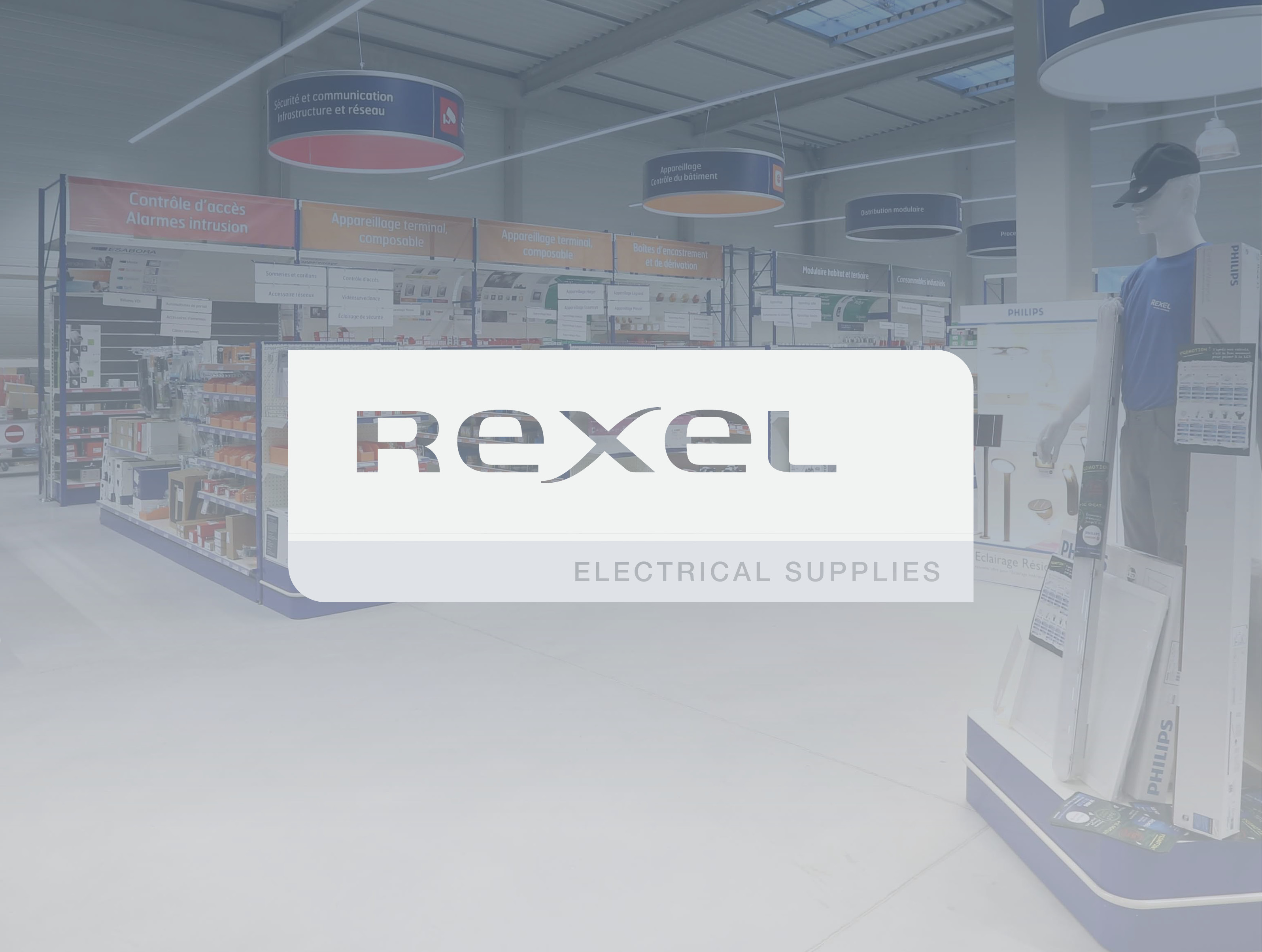 Rexel-Customer Pages