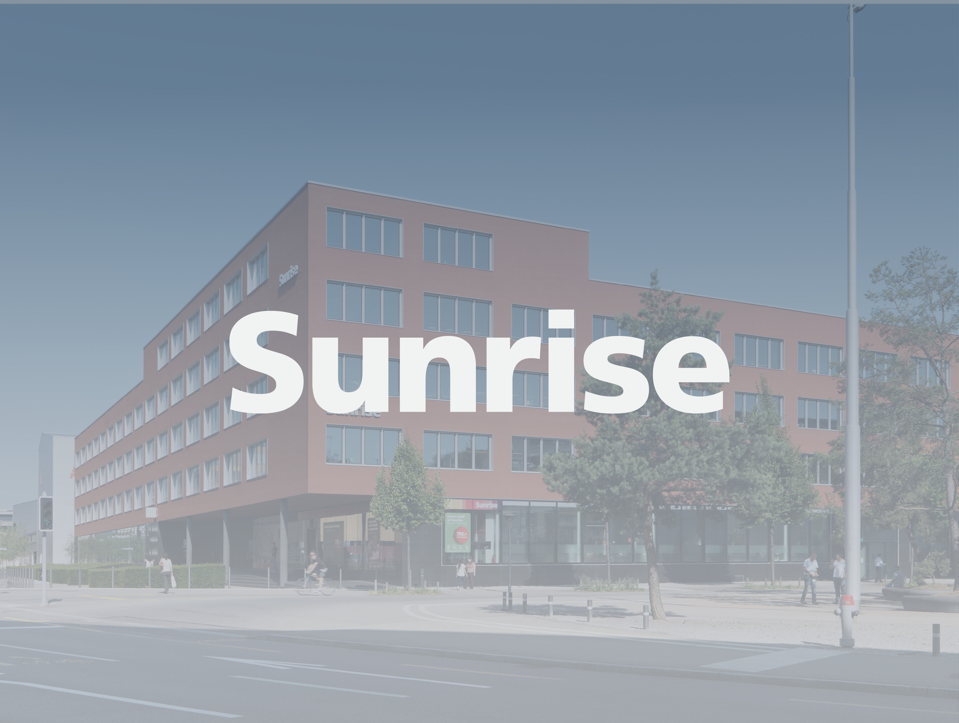 Sunrise-Customer Pages