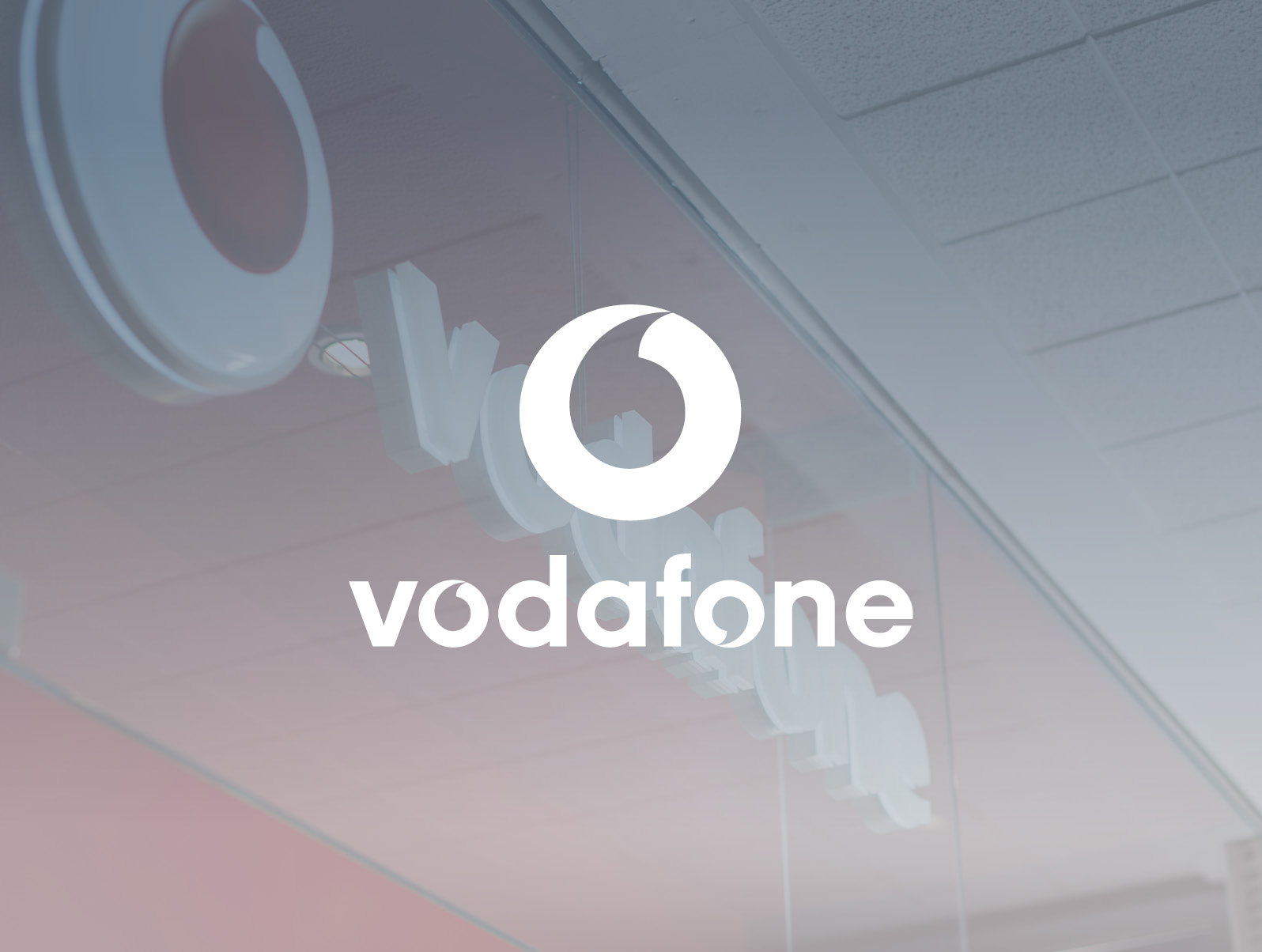 Vodafone-Customer Pages