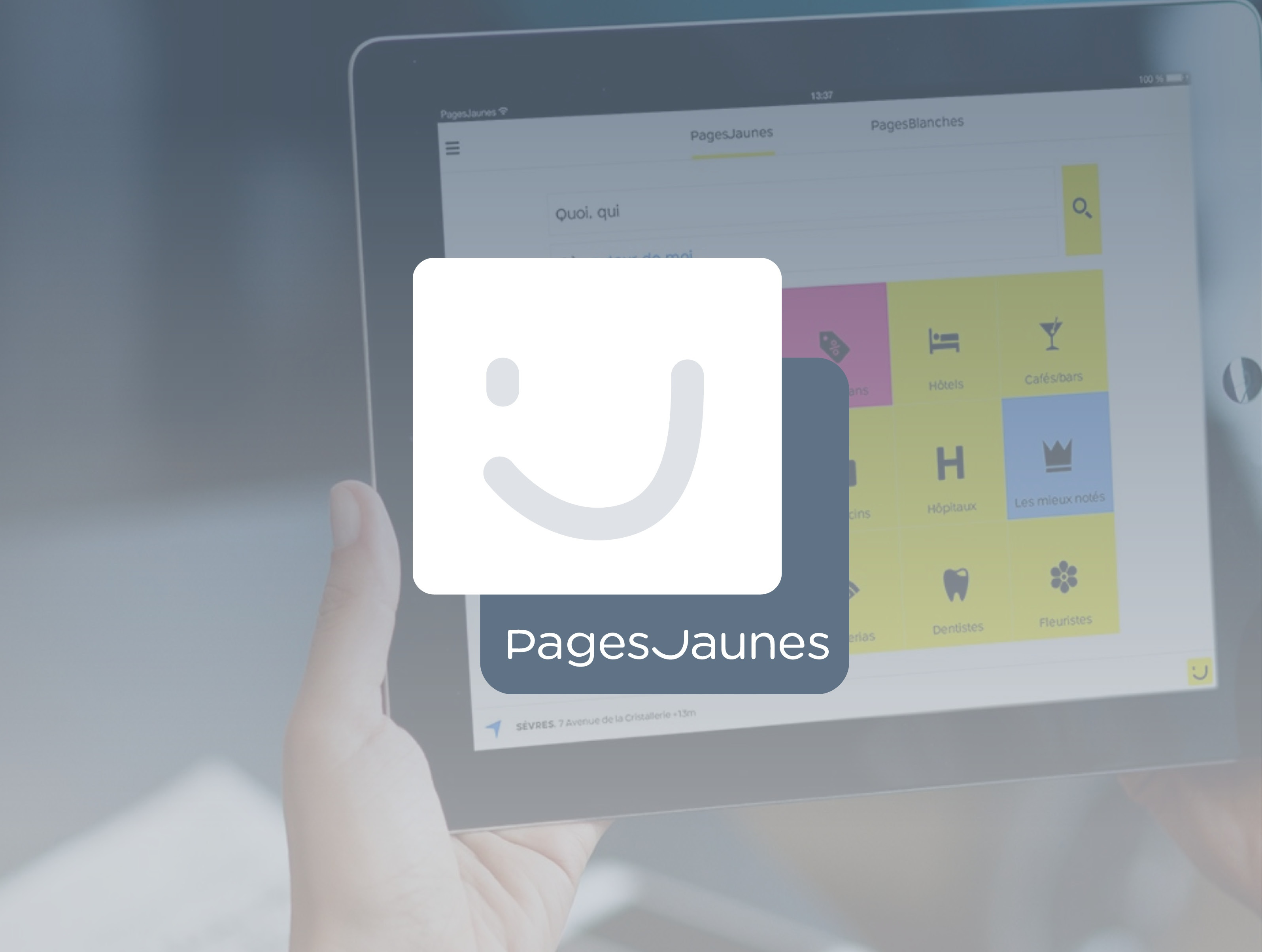 pages-jaunes-Customer Pages