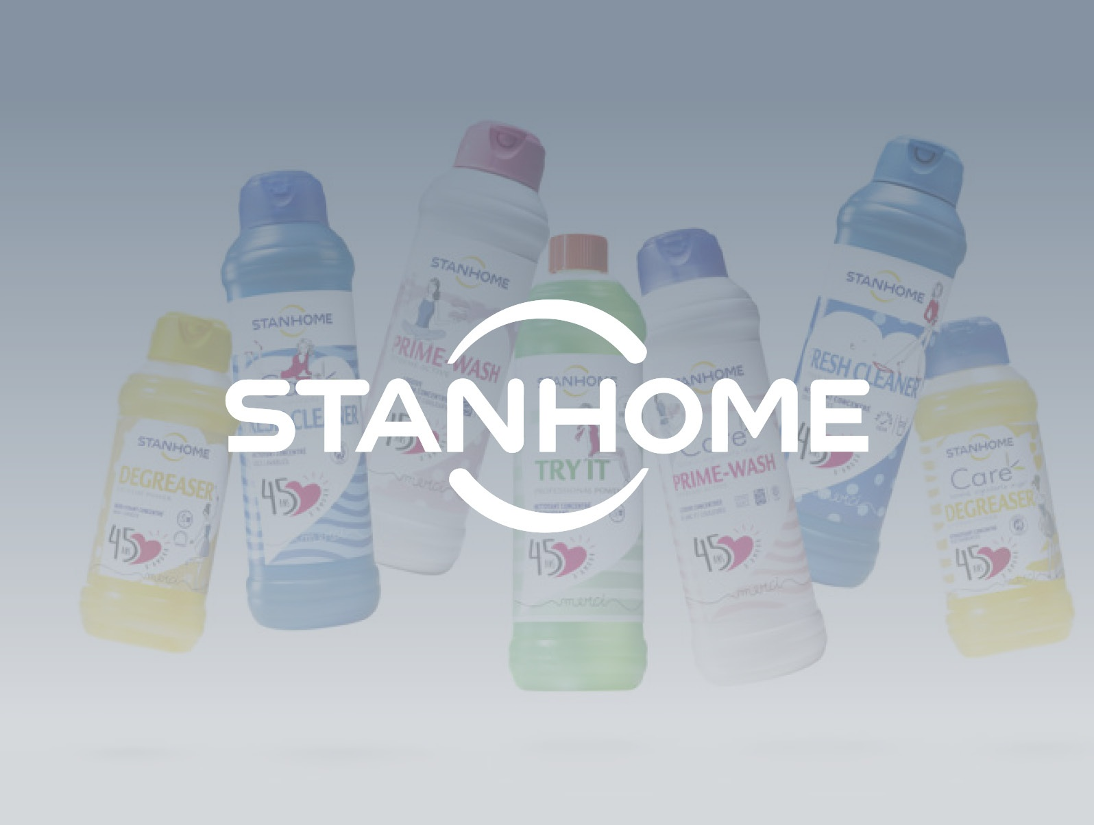 stanhome-Customer Pages