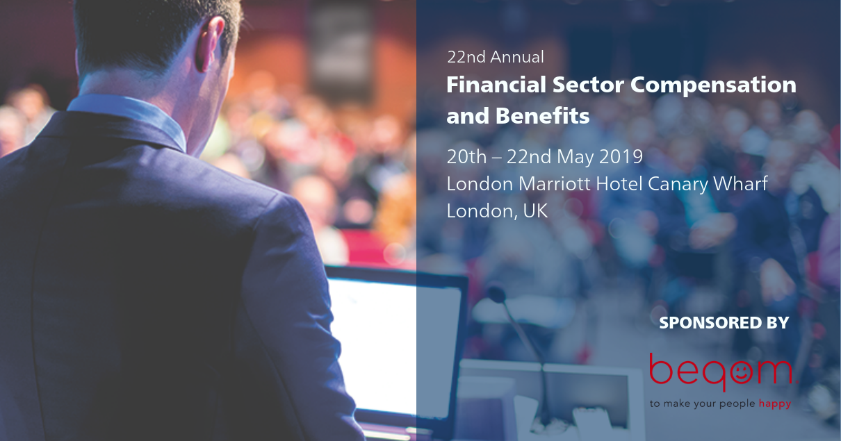 22nd Annual Financial Sector Compensation and Benefits - banner