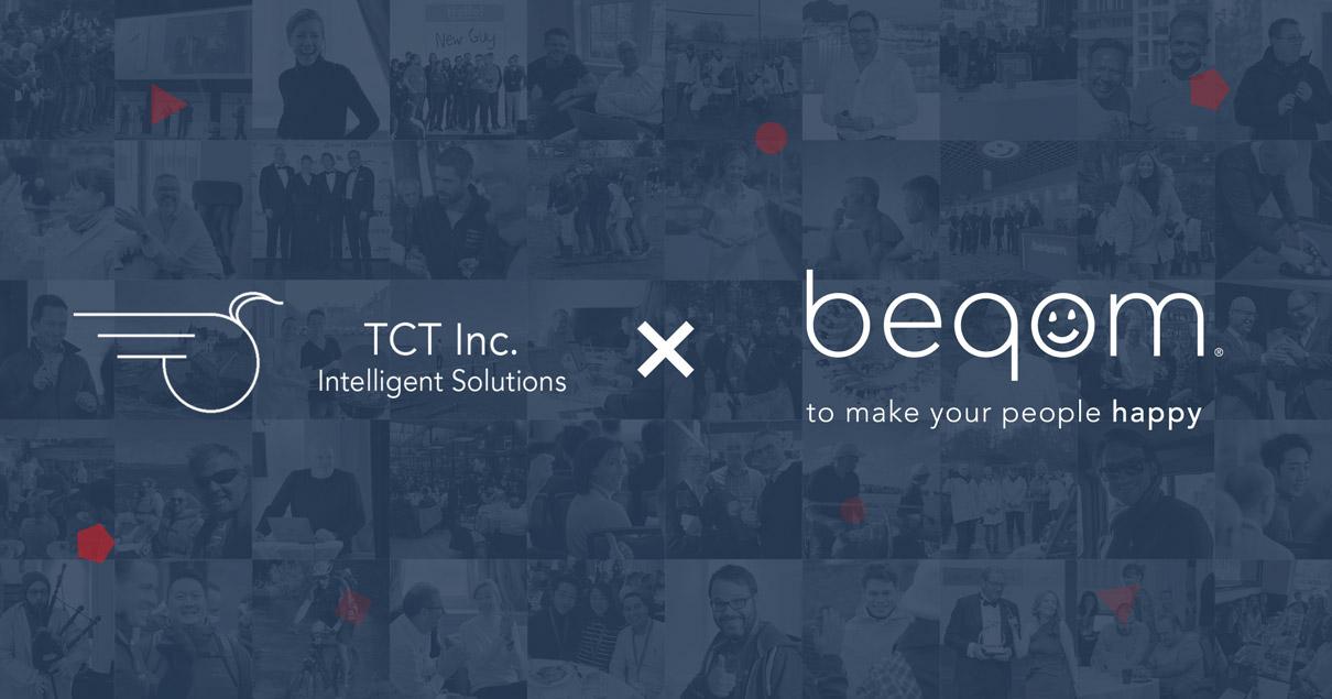 beqom names TCT as financial services partner