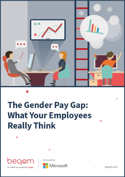 Gender Pay Gap Survey report cover