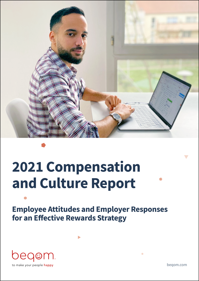 2021 Compensation and Culture Report Page Thumbnail